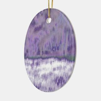 Extracto geométrico púrpura pálido de moda del © P Ornato