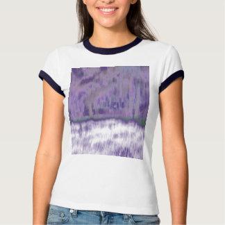 Extracto geométrico púrpura pálido de moda del © P Playeras
