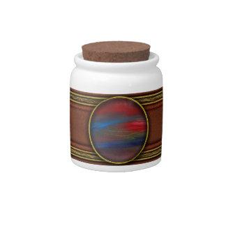 Extracto - Guash - Savana Jarra Para Caramelo