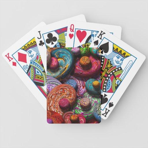 Extracto - habas cartas de juego
