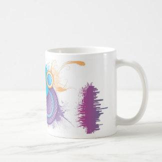Extracto hermoso taza