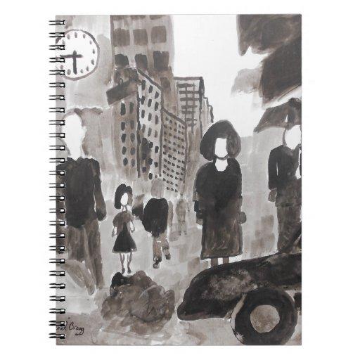 Extracto II de Manhattan Cuadernos