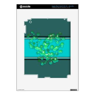EXTRACTO iPad 3 PEGATINA SKIN