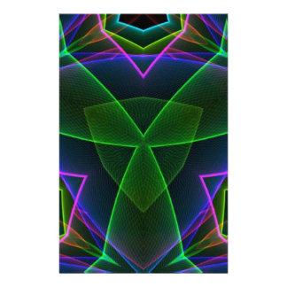 Extracto linear fluorescente de electrificación  papeleria