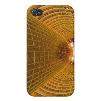 Extracto maravilloso de Shangai China de Oriental  iPhone 4 Protectores