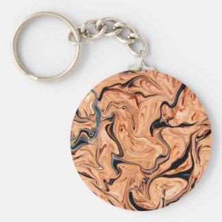 Extracto, modelo, fondo llavero redondo tipo pin