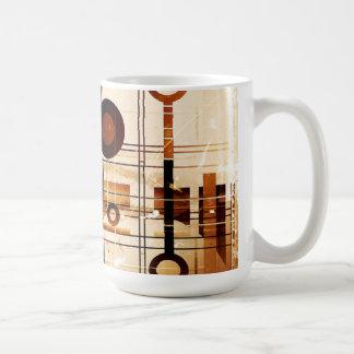 Extracto moderno taza clásica