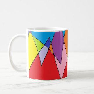 Extracto multicolor 11 onzas. Taza de café