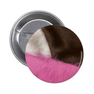 Extracto napolitano de la tela del helado pin