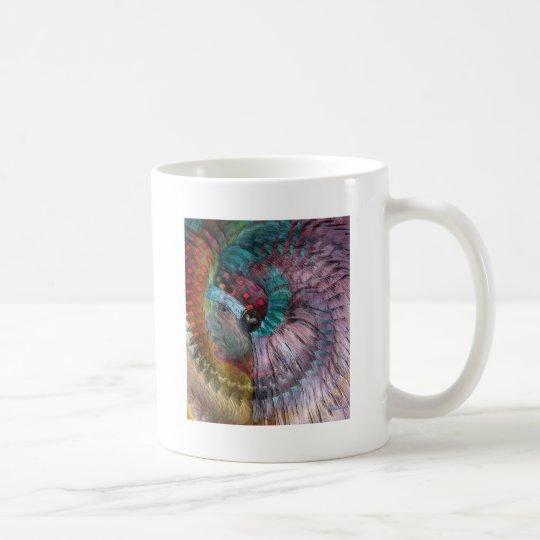 Extracto nativo taza de café