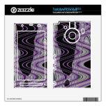 extracto negro de la MOD de la púrpura Toshiba REGZA Skins
