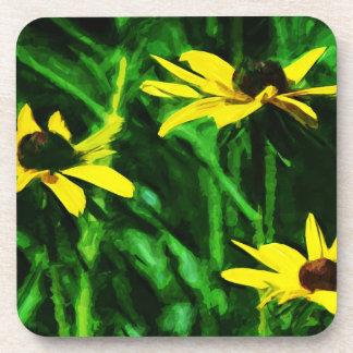 Extracto observado negro de los Wildflowers de Posavaso