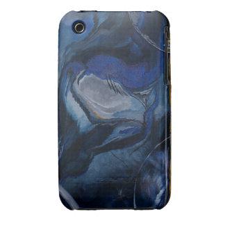 Extracto oscuro iPhone 3 carcasa