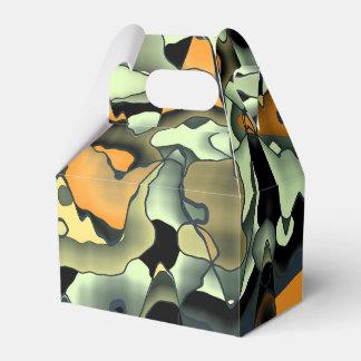 Extracto oxidado cajas para regalos