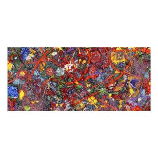 Extracto - pintura de la tela - cordura lonas