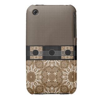 Extracto poner crema de lujo iPhone 3 fundas