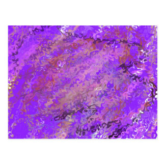 Extracto púrpura postales