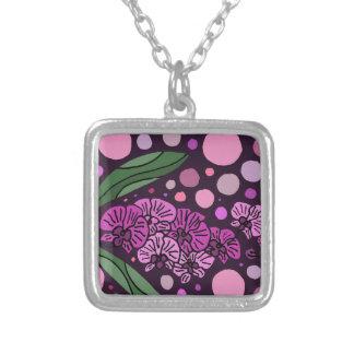 Extracto púrpura precioso de las flores de las joyeria personalizada