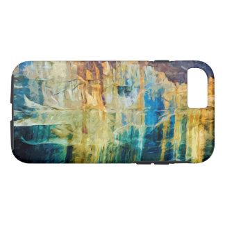 Extracto representado del nacional de las rocas a funda iPhone 7