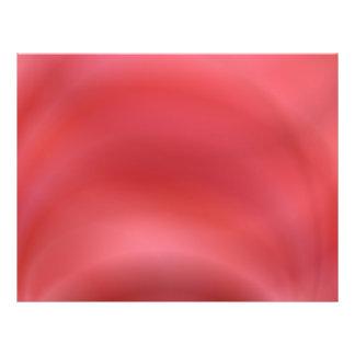 Extracto rojo folleto 21,6 x 28 cm