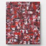 Extracto rojo placas