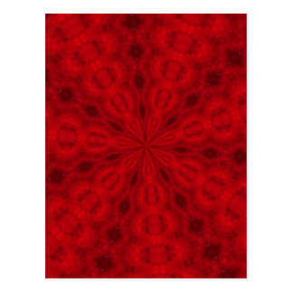 Extracto rojo postales