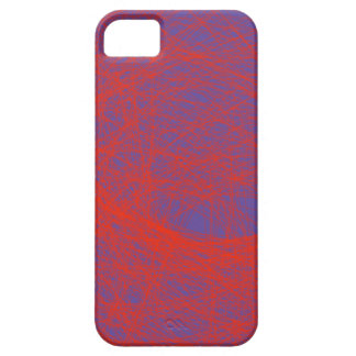 extracto rojo sangriento Art. iPhone 5 Protector