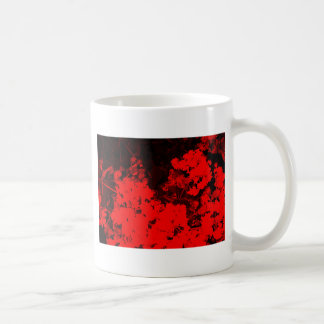 Extracto rojo taza clásica