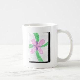 Extracto rosado taza clásica