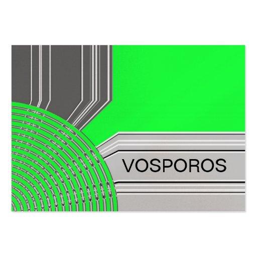 extracto tarjetas de visita