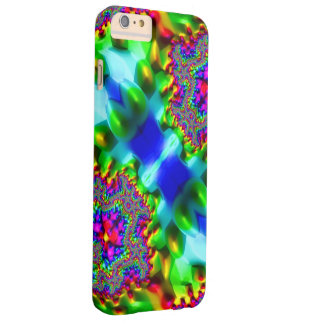 Extracto Trippy del fractal Funda Barely There iPhone 6 Plus