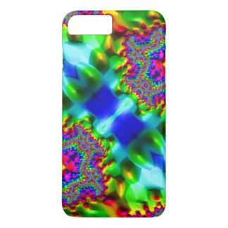 Extracto Trippy del fractal Funda iPhone 7 Plus