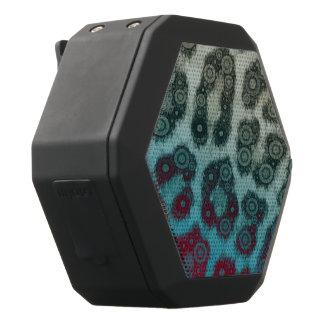Extracto Trippy psicodélico del guepardo Altavoces Bluetooth Negros Boombot REX