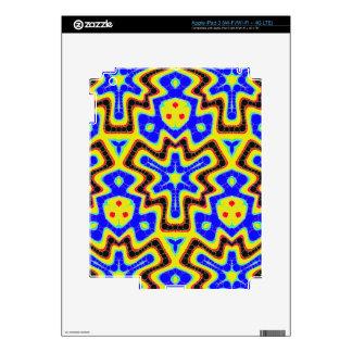 Extracto Trippy psicodélico iPad 3 Skins