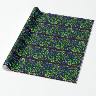 Extracto verde del arte del Gecko