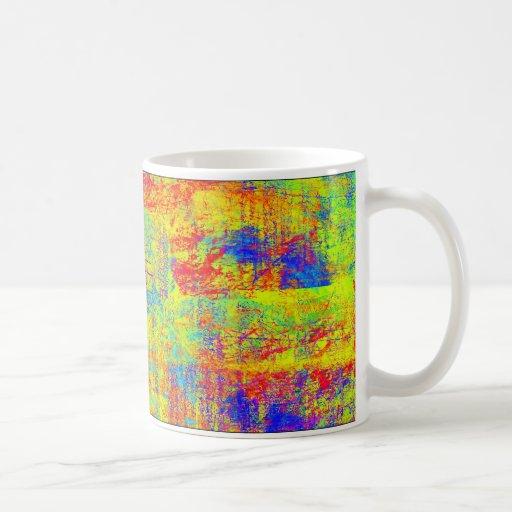 Extracto vibrante taza