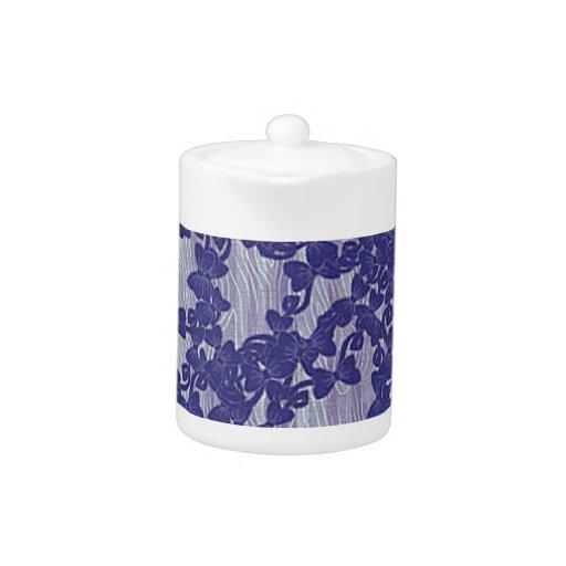 extracto violeta del papel pintado