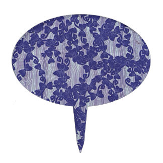 extracto violeta del papel pintado figuras para tartas
