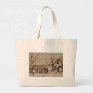Extracts from a Northern Homestead Jumbo Tote Bag