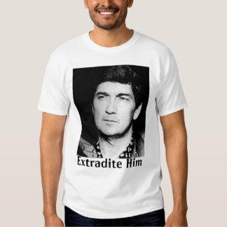 Extradite Tee Shirt