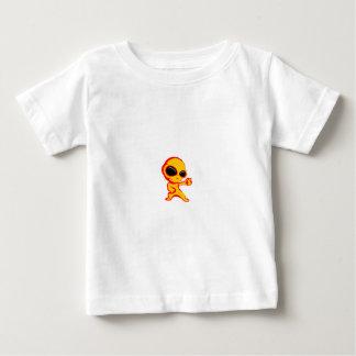 Extranjero - camisa del niño