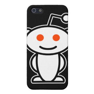 Extranjero de Reddit iPhone 5 Funda
