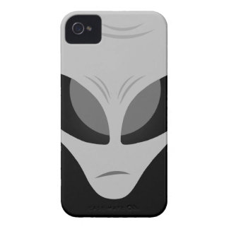 Extranjero de Reticulan de la zeta Case-Mate iPhone 4 Carcasa