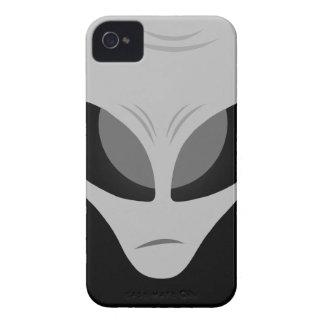Extranjero de Reticulan de la zeta iPhone 4 Case-Mate Protector