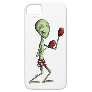 Extranjero del boxeo iPhone 5 Case-Mate carcasas