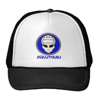 Extranjero del voleibol gorro de camionero