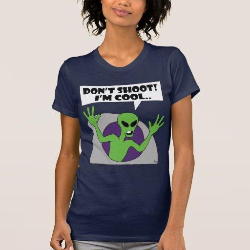 EXTRANJERO fresco T Shirts