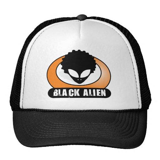 Extranjero negro del Afro Gorro