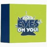 Extranjero: ¡Ojos en usted!