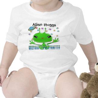 Extranjero ultra lindo Huggs del bebé Trajes De Bebé